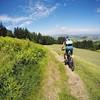 Another beautiful #mountainbike tour. Flow trail down the #Gottschalkenberg #myswitzerland by @pgart