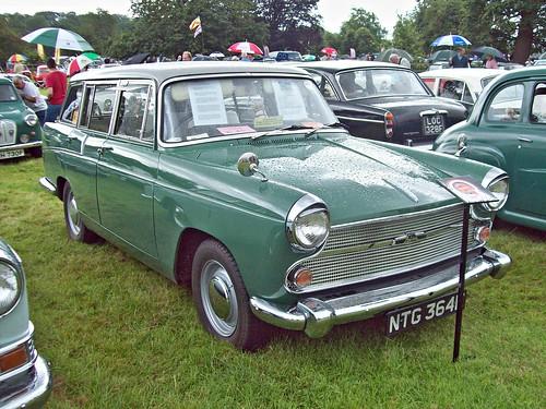 cambridge austin british 1960s bmc a60 shugborough farina countryman ntg364e