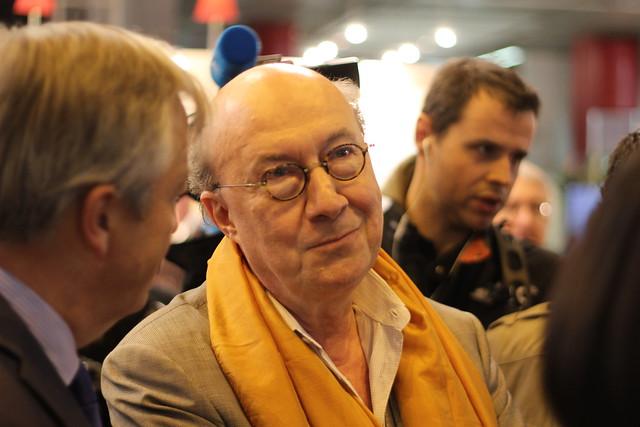 Olivier Betourné - Salon du Livre de Paris 2015