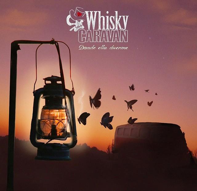 Whisky Caravan Donde ella duerme (Noticia superior)