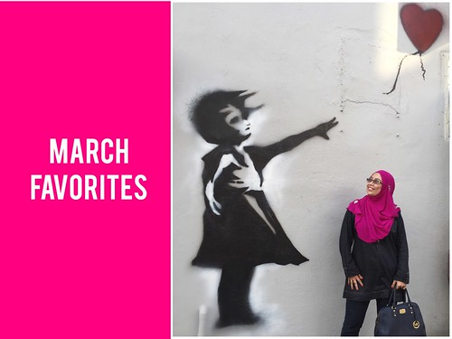 March 2015 favorites