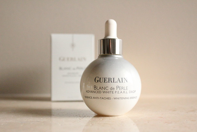 Guerlain Blanc de Perle Whitening Essence review