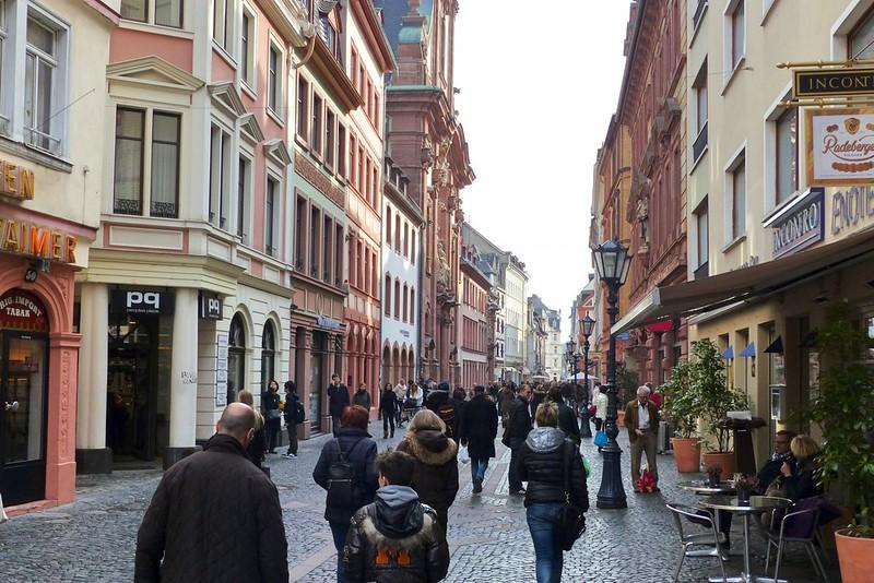 Augustinergasse Mainz
