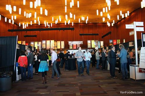 Vancouver International Wine Festival International Tasting Room
