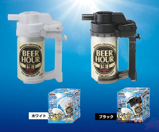 TAKARA TOMY【啤酒氣泡控制機】想比別人搶先一步喝到啤酒嗎?!