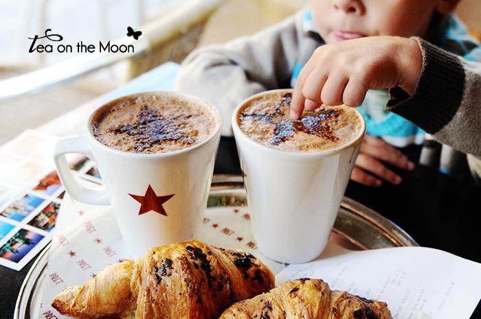 Pret a manger Londres cafe