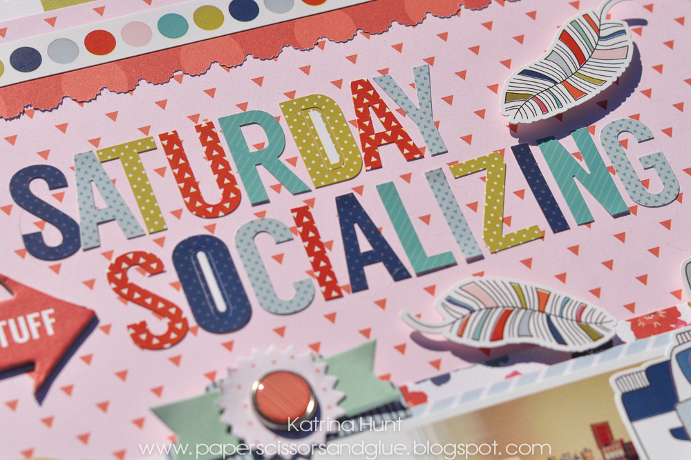 Katrina_Hunt_Echo_Park_Anything_Goes_Scrapbook_Generation_Create_Magazine_Layout_Saturday_Socializing_1000Signed-2
