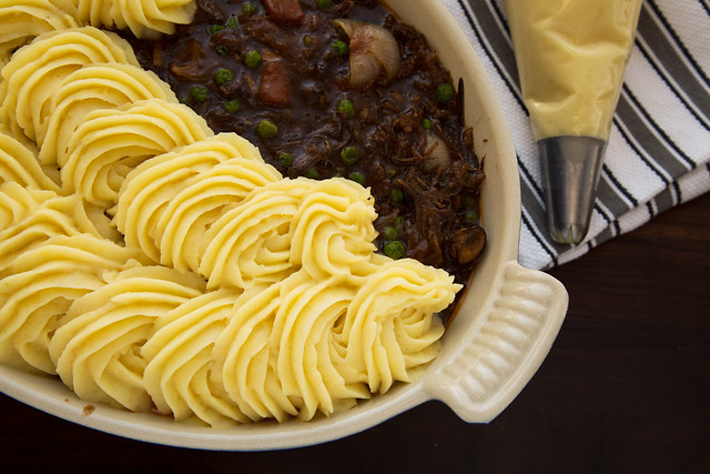 Stout-Braised Short Rib Cottage Pie | Striped Spatula