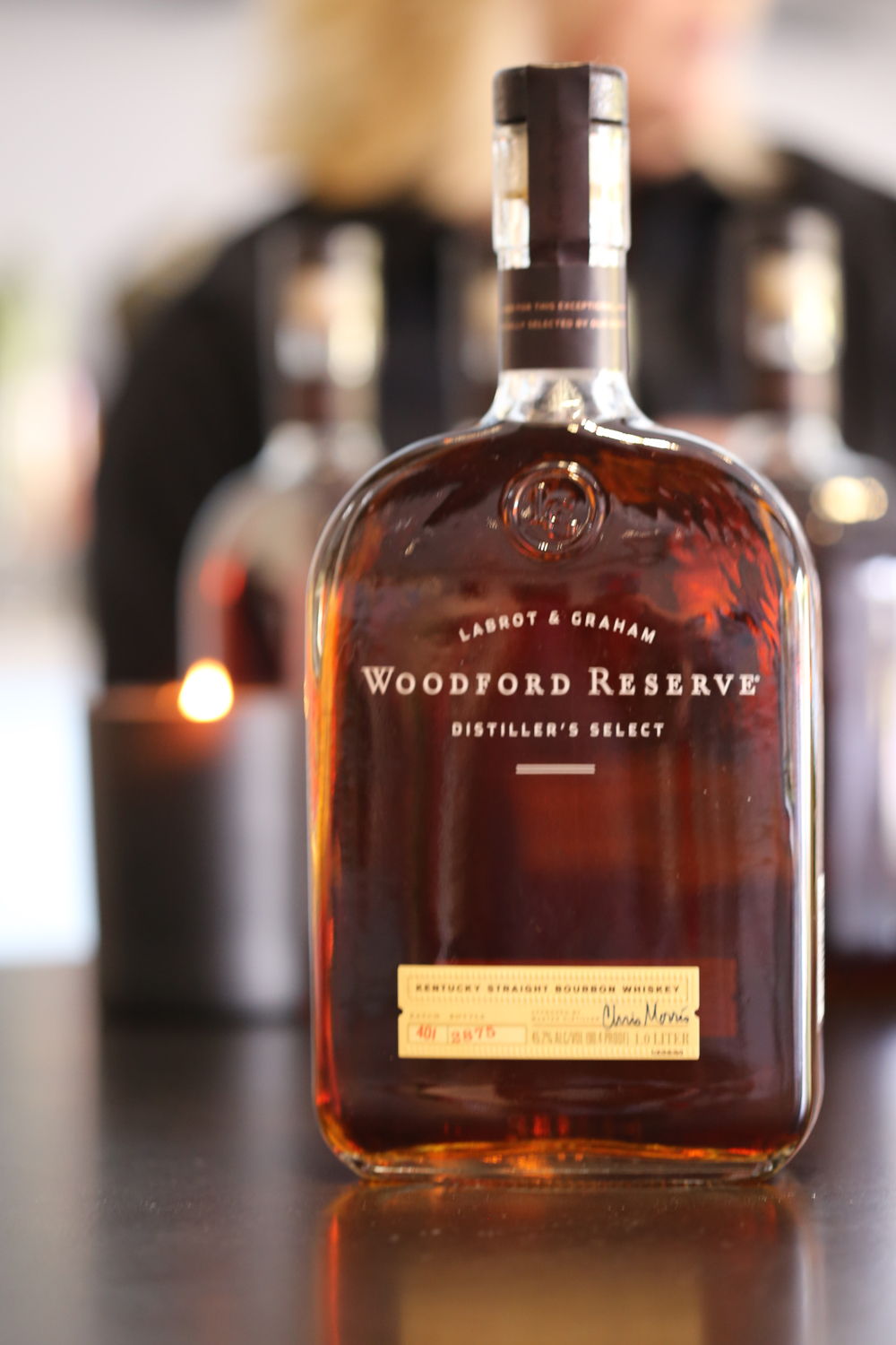 Woodford reserve for derby day in Dallas with Tootsies and redo popken