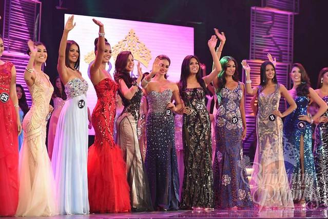 Top 15 Semifinalists