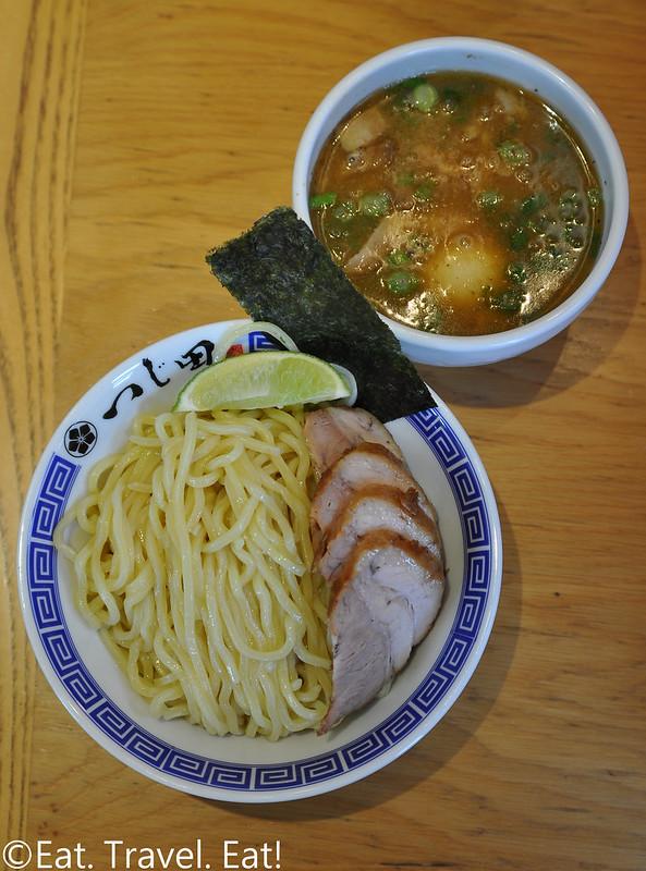 Tsjuita LA Artisan Noodles- Los Angeles (Sawtelle), CA: Char Siu Tsukemen