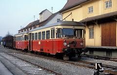* WEG  Triebzüge  VT 21  bis  VT 24