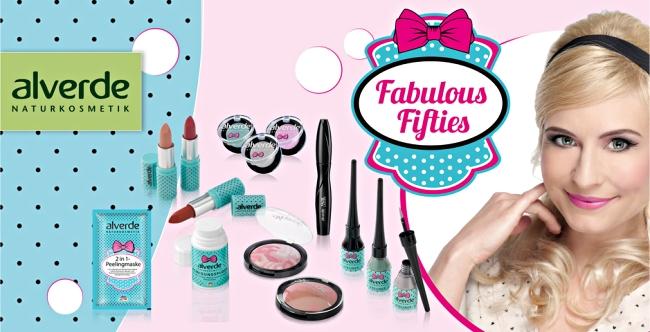 alverde Limited Edition, alverde Fabulous Fifties