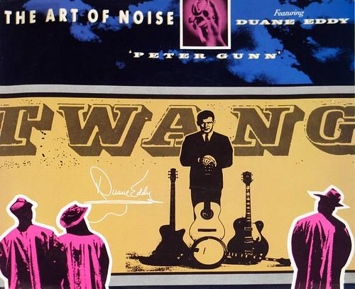 Art oF Noise, Peter Gunn