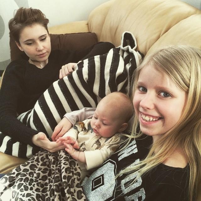 Cousins being cute ❤️