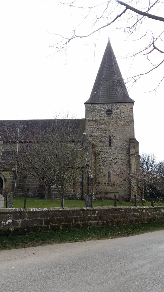 Buxted church #Wealdway #sh