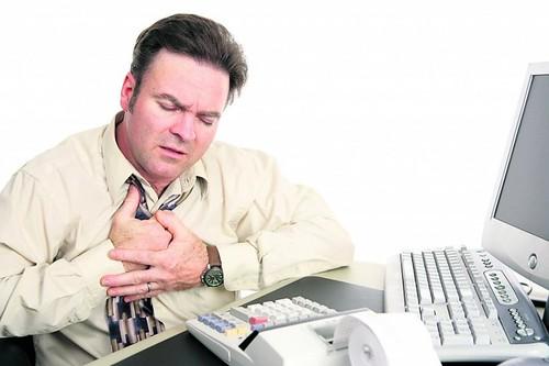Про що свідчить біль у серці?