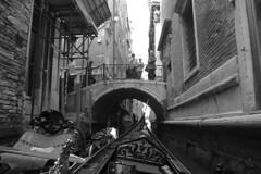 Venice - Gondola ride view 5