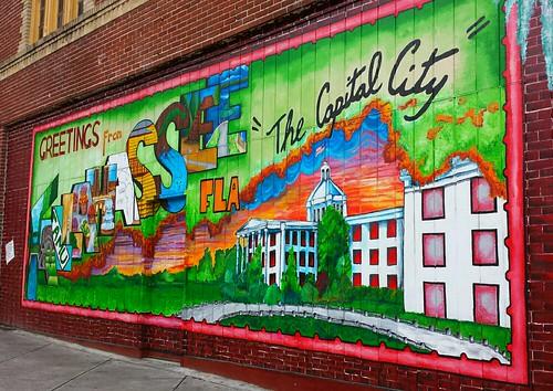 Tallahassee graffiti