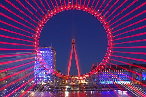 Stargate (London Eye, London, England)