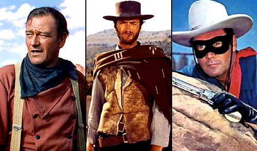 Marvel movie western