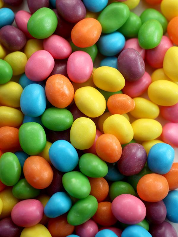 Sweetarts Jelly Beans