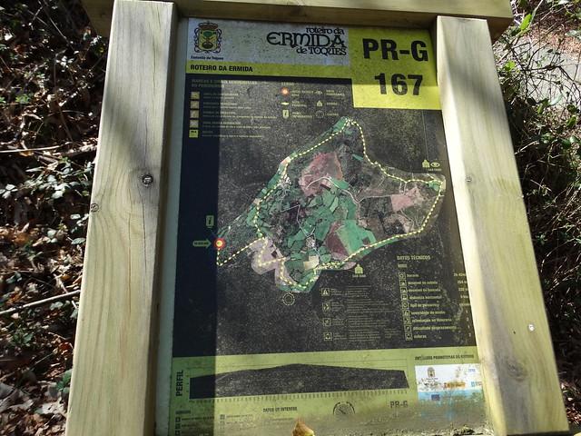 Panel PR-G 167 Roteiro da Ermida de Toques