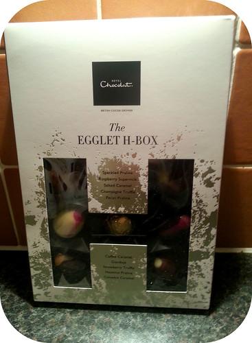 Hotel Chocolat Egglet H Box