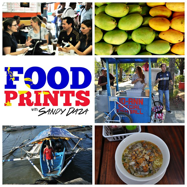 FoodPrints with Sandy Daza in Iloilo