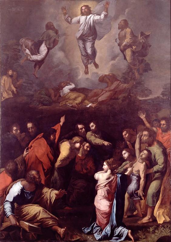 Raffaello Sanzio - The Transfiguration