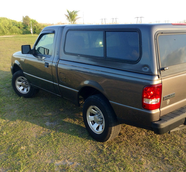 Ford F150 For Sale Tampa: For Sale: Camper Shell 6ft Bed