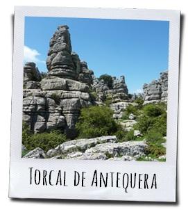 """El Torcal de Antequera, een uniek landschap van """"opeengestapelde"""" stenen"""