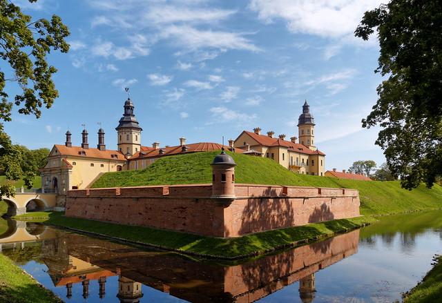 Nesvizh Castle 3