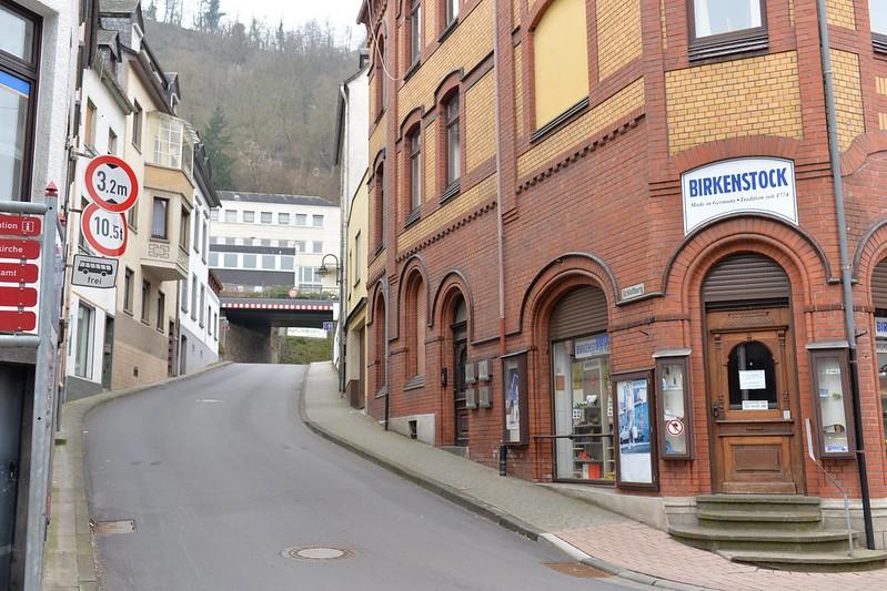 ドイツ路地裏散歩の旅 ザンクト・ゴアール St Goar ANAxトラベラーズ 2015年3月23日