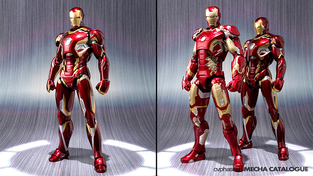 S.H.Figuarts Iron Man Mark 45