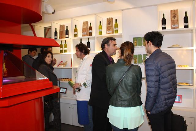 Ibepan presenta sus productos gourmet en el Centro de Innovación Gastronomica Casa de la Tierra