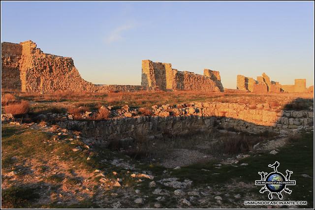 Fortaleza de Gormaz, Soria. España.09