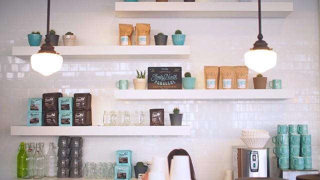 Prado Cafe | Gastown, Vancouver