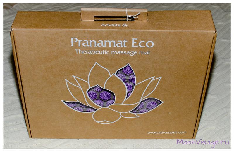 Отзыв на массажный коврик Pranamat Eco