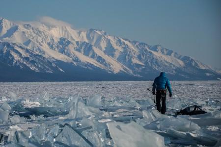 Při přechodu Bajkalu jsme nadávali a křičeli štěstím zároveň