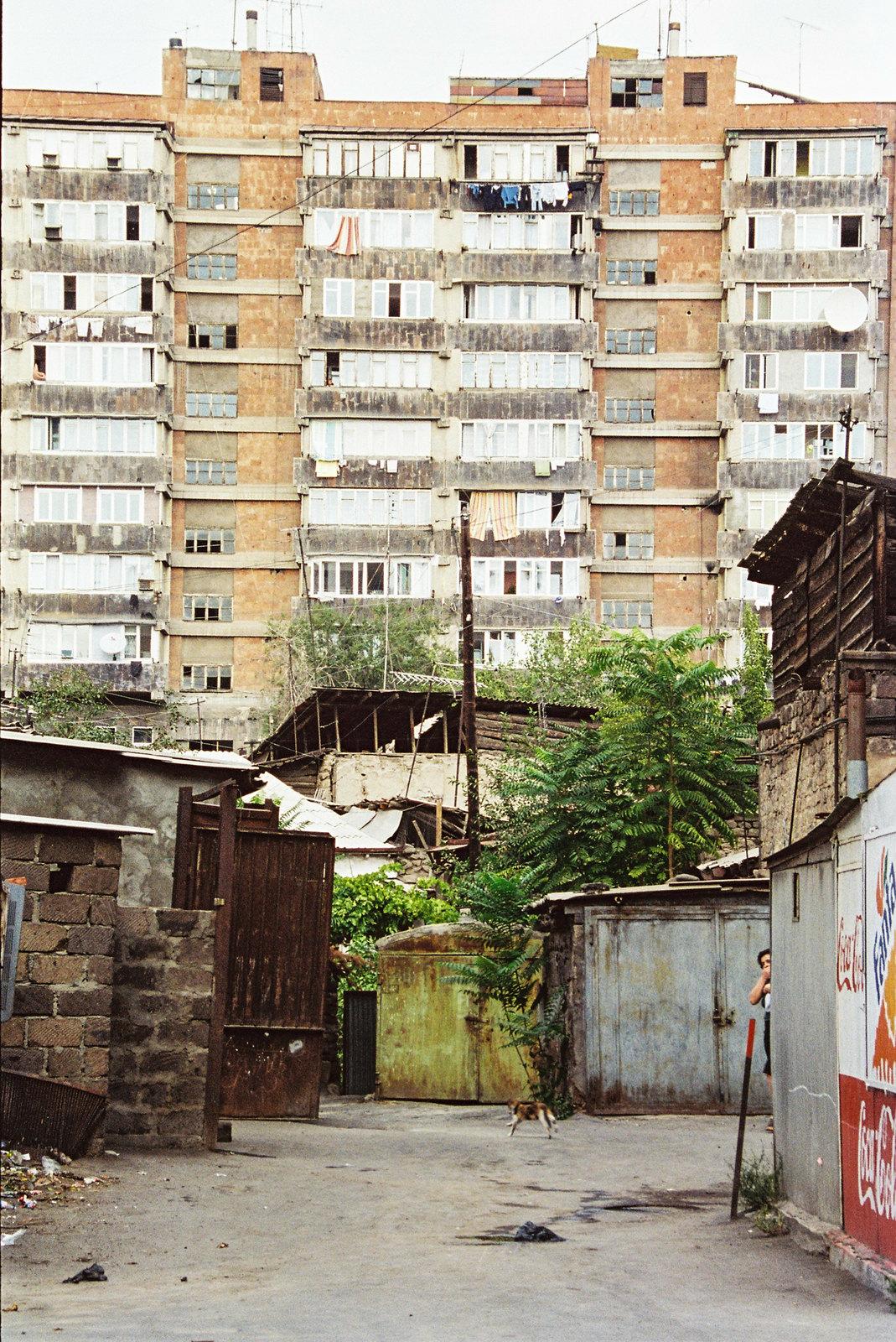 Tomber sous le charme de l'Arménie - Quartier résidentiel