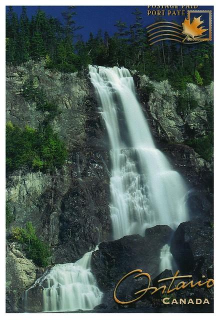 Ontario - waterfall