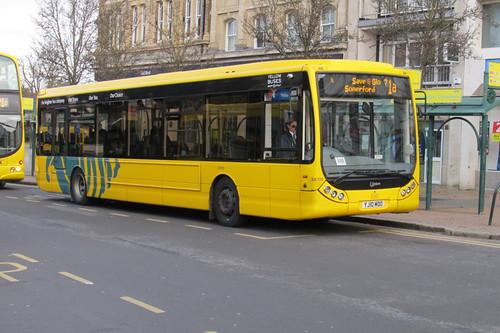 SA105 Yellow Buses