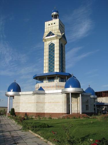 mosque cupola kazakhstan купол shymkent chimkent казахстан шымкент чимкент steppetales