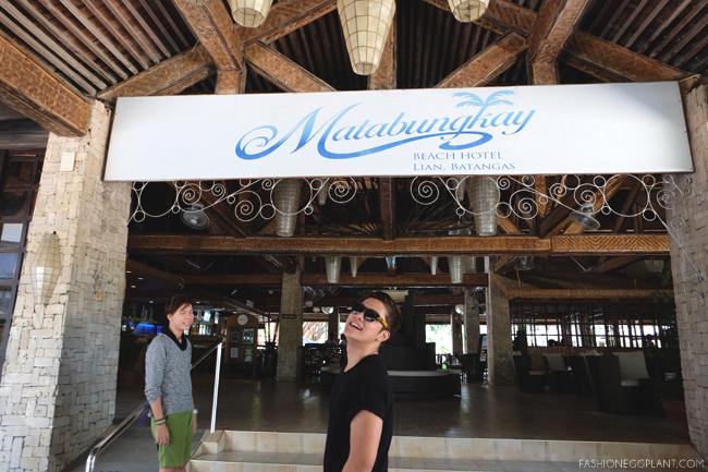 MATABUNGKAY BEACH HOTEL 1