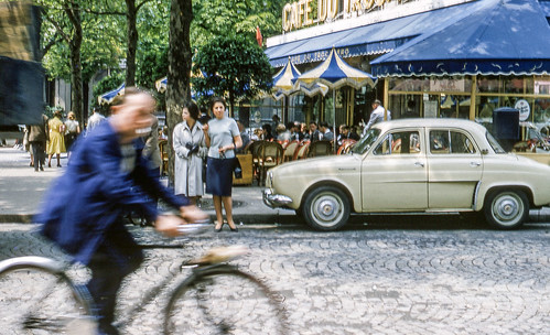 Paris in 1960