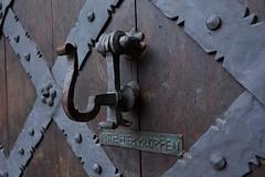 Regensburg Tuer Dombauhuette