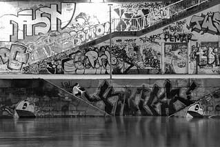 Monochrome Graffities