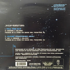 JIGMASTAS:TILL THE DAY(JACKET B)