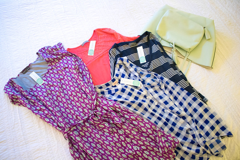 My May Stitch Fix Box